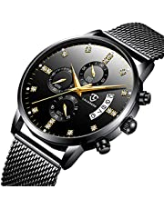 腕時計、メンズ 機械式時計 自動巻きファッションパンクメカニカルスケルトンダイヤルアナログ腕時計ステンレススチールブレスレット