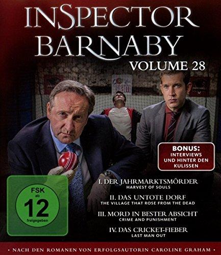 Inspector Barnaby Vol. 28 [Blu-ray]