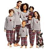 Family Cabin Cozy Matching Pajama Sets - Unisex Infant Onsie Size 24