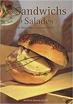 Les Sandwichs et Salades de Pascal Tepper