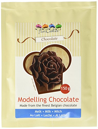 FunCakes Modellierschokolade Milch, 1er Pack (1 x 150 g)