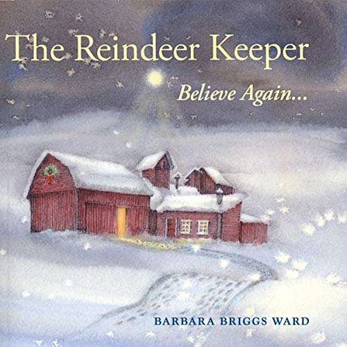 The Reindeer Keeper Audiobook By Barbara Briggs Ward cover art