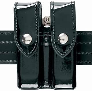 Safariland 72 Magazine/Handcuff Case, Black, High Gloss
