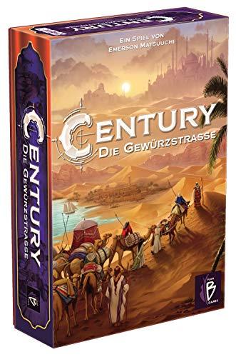 Pegasus Spiele 54900G - Century 1: Die Gewürzstrasse (PlanB Games)