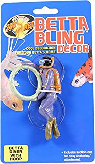 Zoo Med Laboratories Betta Bling Diver with Hoop