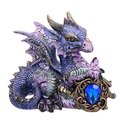 Nemesis Now Tyrian Figurine 16cm Purple