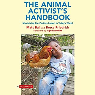 The Animal Activist's Handbook audiobook cover art