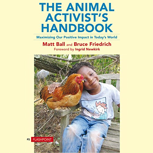 The Animal Activist's Handbook cover art