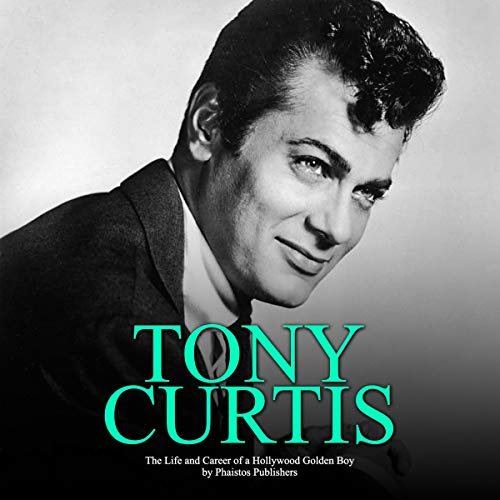 Tony Curtis cover art