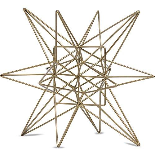 American Art Décor Metal Star Figurine Table Top Décor...