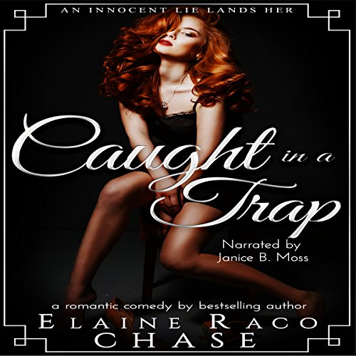 Caught in a Trap (Romantic Comedy) audiobook cover art