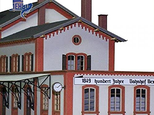 MEHBU-Lasertechnik GbR 10104 - Bahnhof Bexbach -H0-