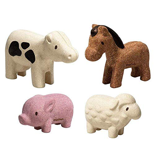 Top 10 best selling list for plan toys animals