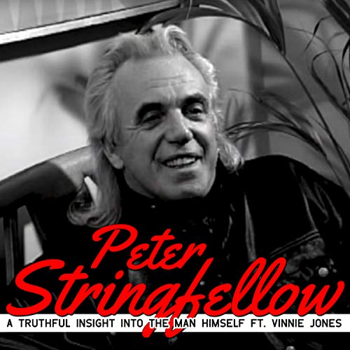 Peter Stringfellow cover art