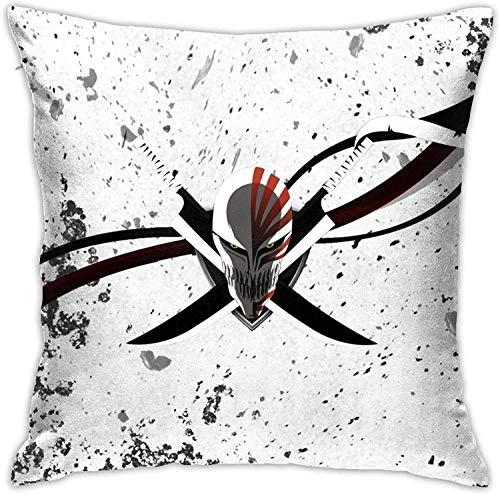 qidong Fundas de almohada para blanquear, moderno, decorativas, 45,7 x 45,7 cm