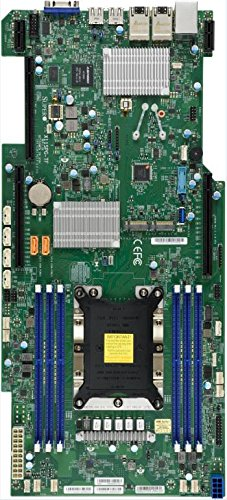 Supermicro x11spg-tf Intel C621 LGA 3647 Server/Workstation Mainboard – Server/Workstation Mainboard (Proprietary, Intel, LGA 3647, 205 W, DDR4-SDRAM, 1600,1866,2133,2400,2666 MHz)
