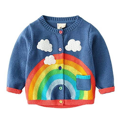 Mud Kingdom Baby Boys Cardigan Swea…