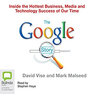 The Google Story cover art