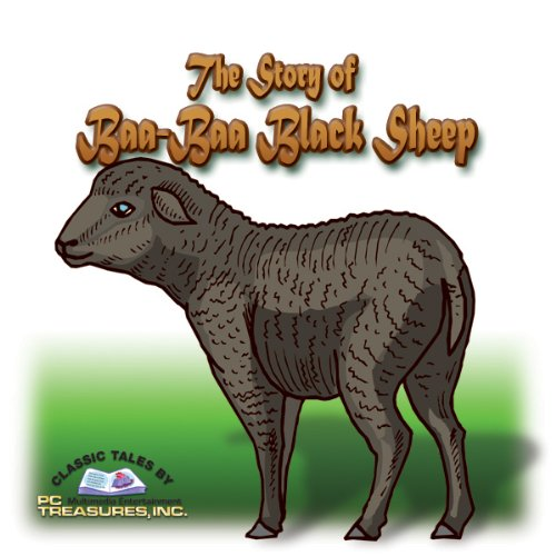 The Story of Baa-Baa Black Sheep audiobook cover art