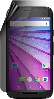 Celicious Privacy Lite 2-vägs anti-bländning anti-spion filter skärmskydd film kompatibel med Motorola Moto G 4G (2015)