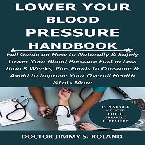 Lower Your Blood Pressure Handbook Titelbild