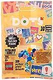 LEGO Dots Accessori-Serie2, Set di Elementi Decorativi DIY con 10 Sorprese,Kit Artistici per Bambini, 41916