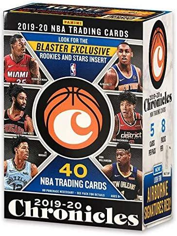 2019 20 Panini Chronicles NBA Basketball BLASTER box 40 cards product image