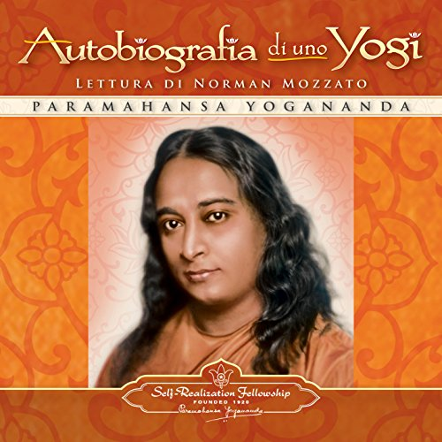 Autobiografia di uno Yogi [Autobiography of a Yogi] audiobook cover art