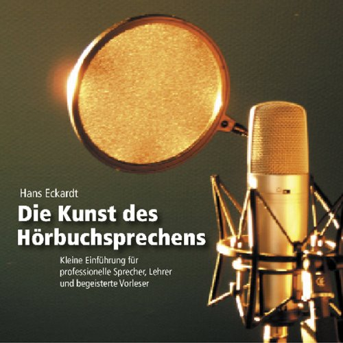Die Kunst des Hörbuchsprechens audiobook cover art