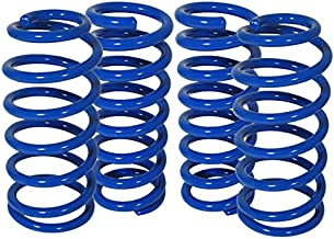 Fit 2013-2017 Scion FRS/Subaru BRZ Suspension Lowering Spring Blue (Front 2