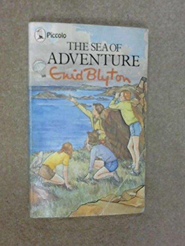 Price comparison product image The 30173x Sea Of Adventure Blyton E (Piccolo Books)