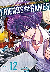 Friends Games Edition simple Tome 12
