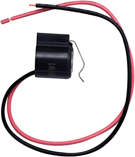 Refrigerator Bimetal Defrost Thermostat Replacement W10225581 For Whirlpool KitchenAid Kenmore Fridges - Replaces WPW10225581, AP6017375, PS11750673, 2149849, 2321799