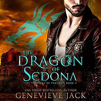 The Dragon of Sedona  The Treasure of Paragon