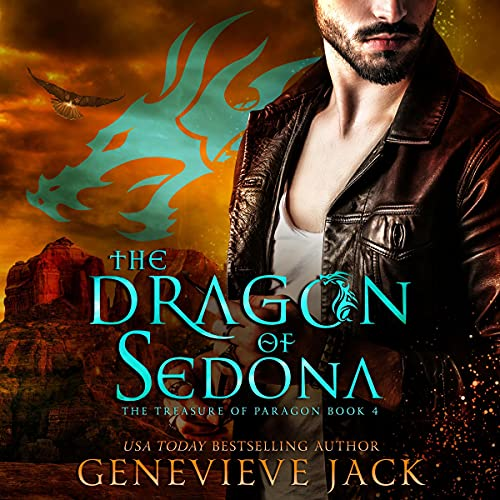 The Dragon of Sedona cover art