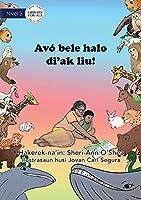 All The Better To Read To You - Avó bele halo di'ak liu