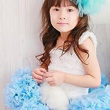 ふわふわプリンセスチュチュスカート☆選べる16カラー 0才~5才まで長く着れるふわふわボリュームの愛されアイテム<在庫あり◎>