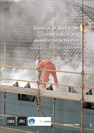 Control of Dust From Construction and Demolition Activities: (BR 456)
