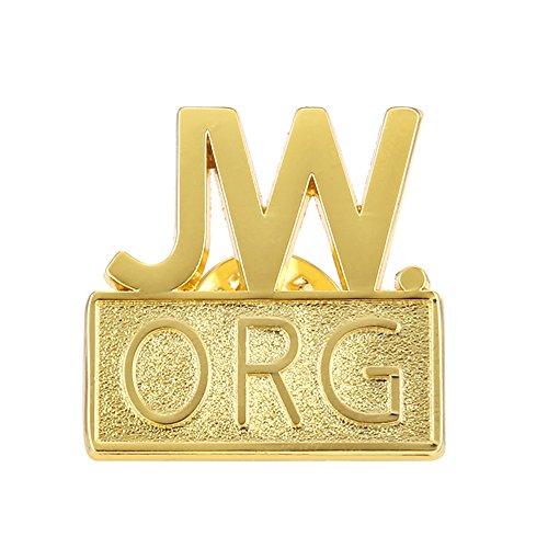 Gudeke Jw.org Lapel Pins Lot of 4