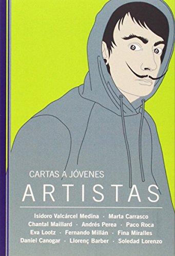 Cartas a jóvenes artistas (El Mono Azul Electrico)