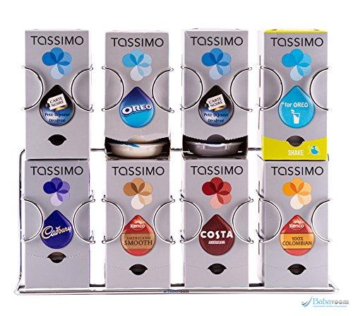 Le Porte-Dosettes Tassimo peut Contenir 64 Dosettes à...