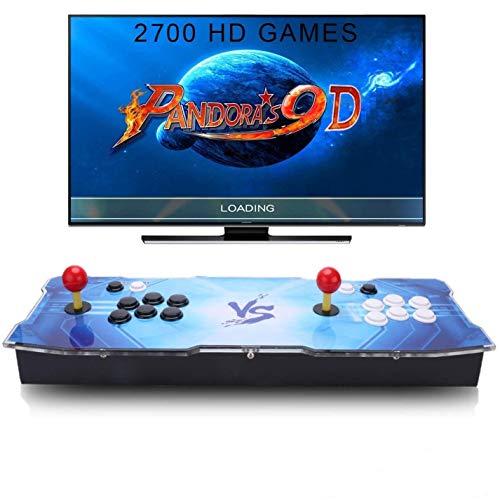SeeKool Pandora 9D Console de Jeux vidéo Arcade, 2700 en 1 C