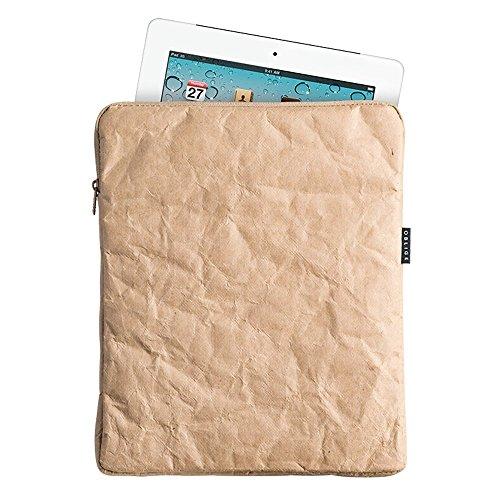 Oblige OBPD5020 Satchel Sleeve DIY Custodia Case Cover Accessorio Protettiva per Amazon Kindle 7ª Generazione Tablet PC Apple iPad 1/2/3/4, Beige