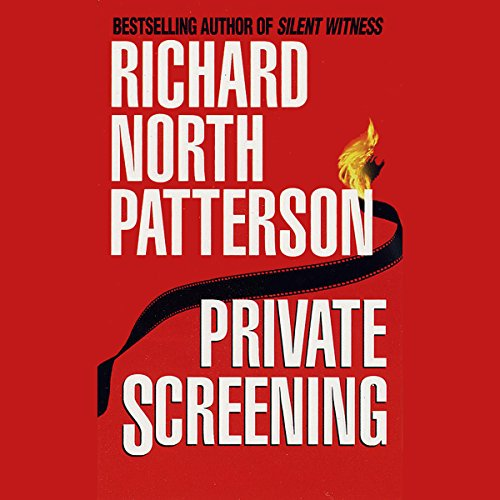 Private Screening audiobook cover art
