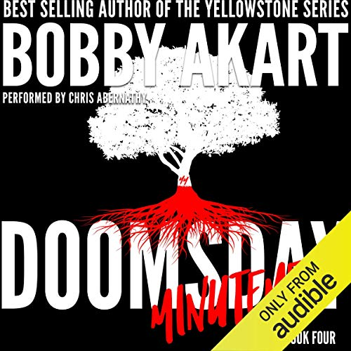 Doomsday Minutemen: A Post-Apocalyptic Survival Thriller audiobook cover art