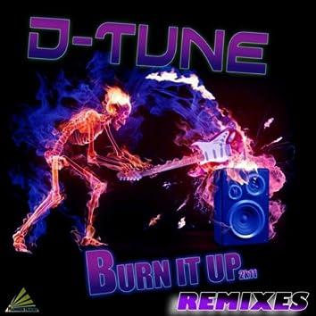 Burn It up 2K11 (Remixes)