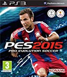 Konami PES 2015, PS3 PlayStation 3 videogioco