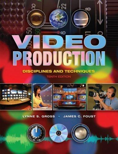 Video Production Disciplines &...