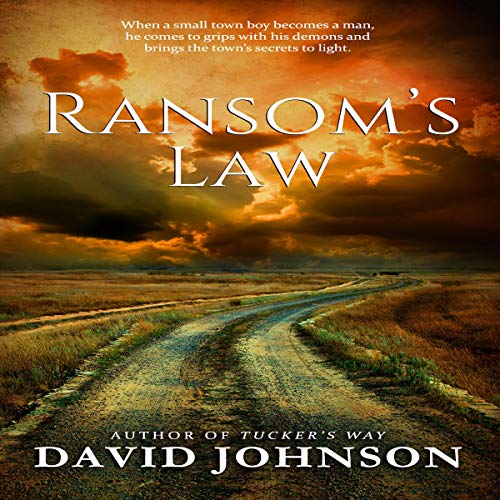 Ransom's Law audiobook cover art