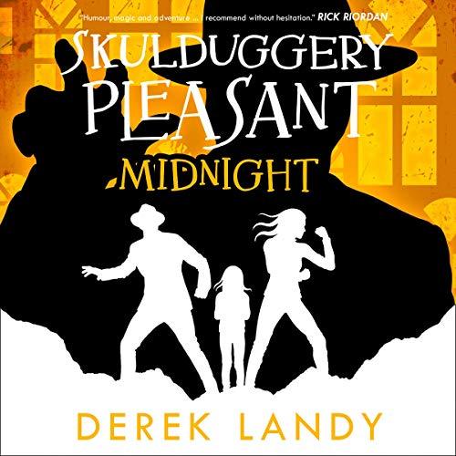 Midnight Audiobook By Derek Landy cover art